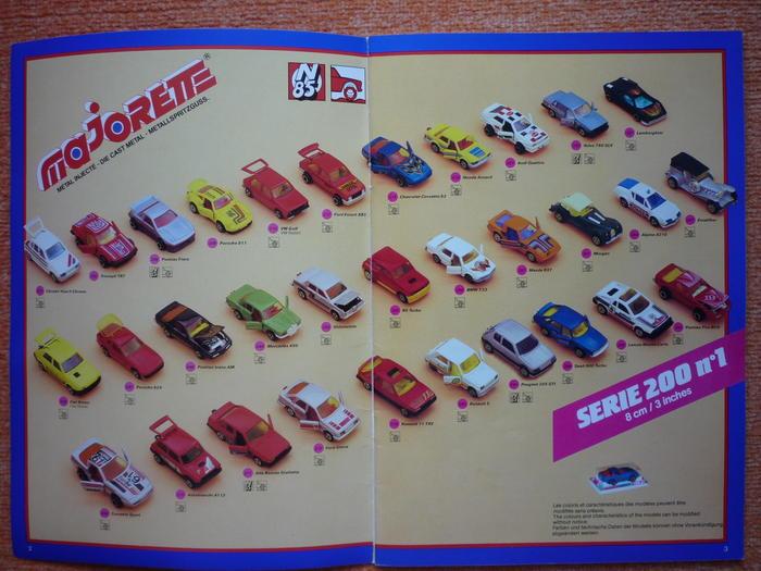 1985 DIN-A-4 Catalogue 5138399