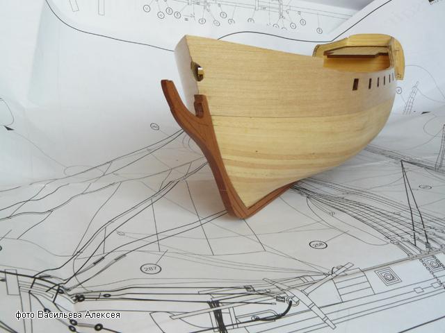 """Собирательный образ пиратского корабля """"CORSAIR"""" масштаб 1:80 фирмы OCCRE 4IoGF"""