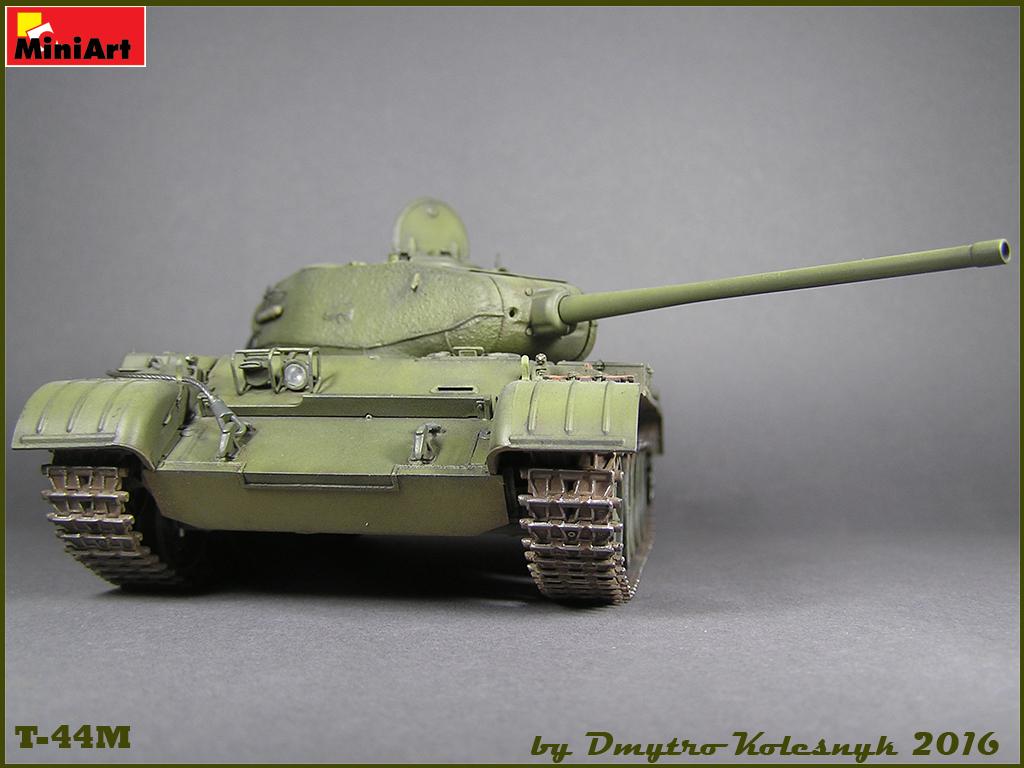 Т-44М (MiniArt;1:35) 6UWFV