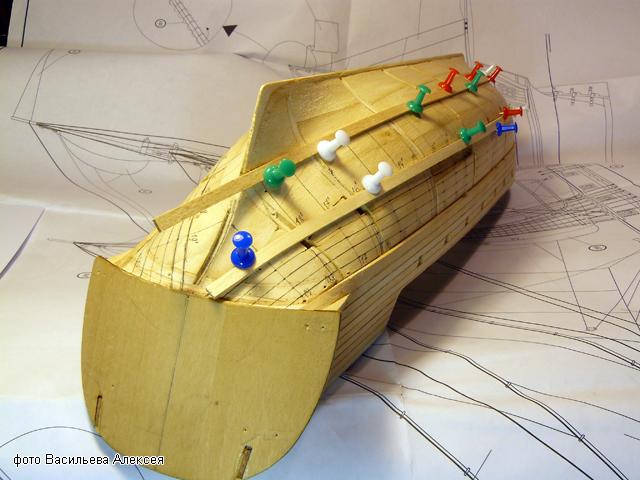 """Собирательный образ пиратского корабля """"CORSAIR"""" масштаб 1:80 фирмы OCCRE 81eFc"""