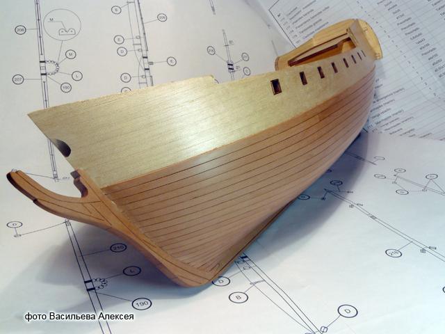 """Собирательный образ пиратского корабля """"CORSAIR"""" масштаб 1:80 фирмы OCCRE B1OGC"""