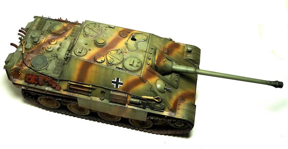 Sd.Kfz. 173 Jagdpanther DcysC