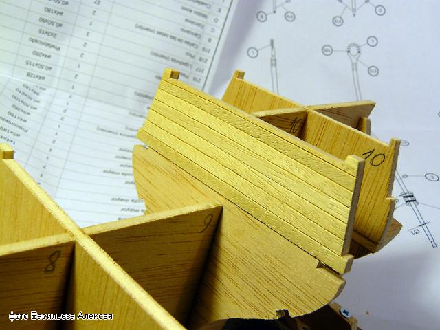 """Собирательный образ пиратского корабля """"CORSAIR"""" масштаб 1:80 фирмы OCCRE F6WDw"""
