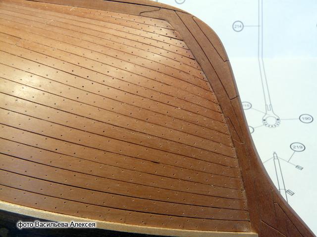 """Собирательный образ пиратского корабля """"CORSAIR"""" масштаб 1:80 фирмы OCCRE J7uew"""