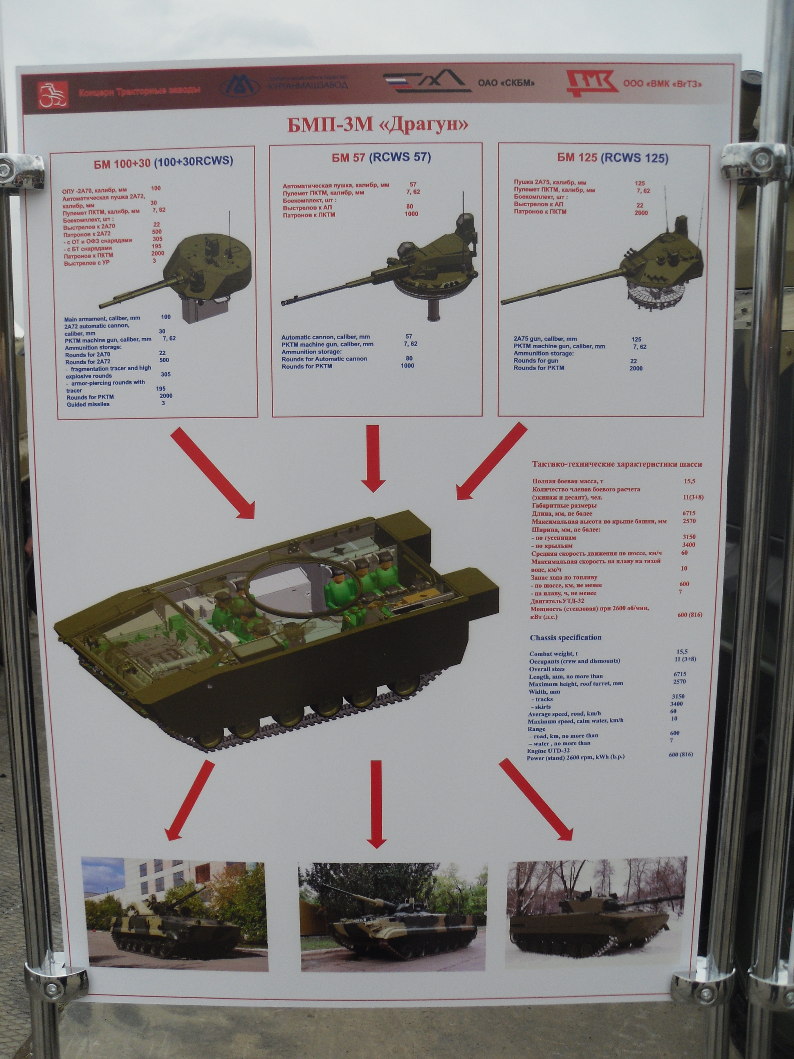 BMP-3 in Russian Army - Page 3 OnGBM