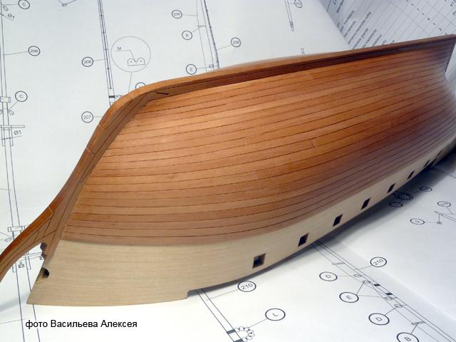"""Собирательный образ пиратского корабля """"CORSAIR"""" масштаб 1:80 фирмы OCCRE SJ0pj"""