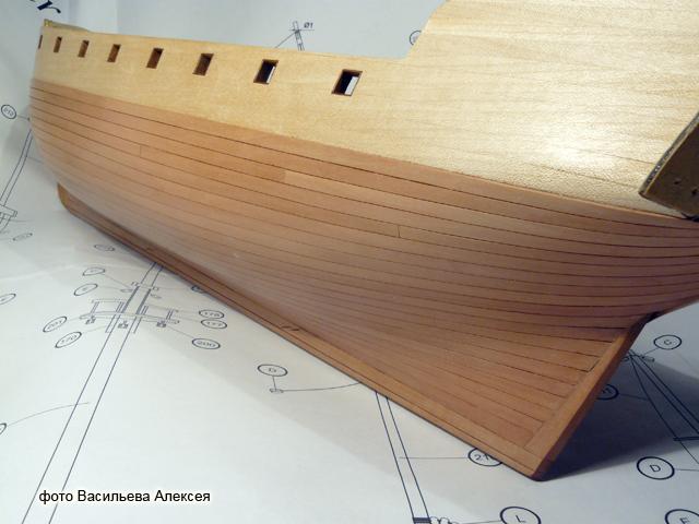 """Собирательный образ пиратского корабля """"CORSAIR"""" масштаб 1:80 фирмы OCCRE SVEWH"""