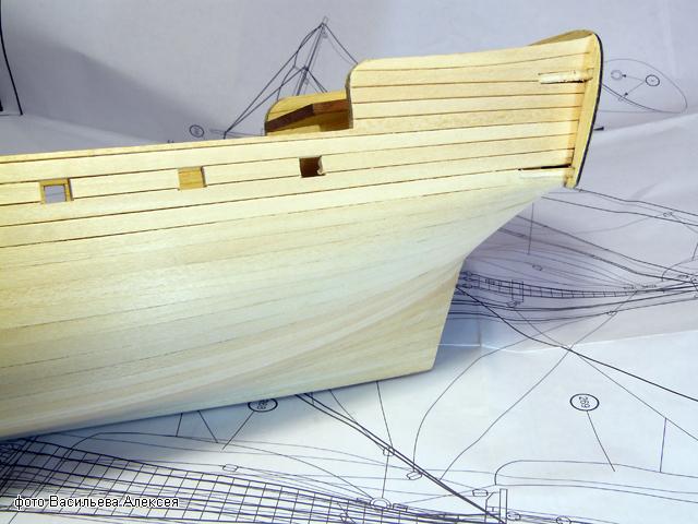 """Собирательный образ пиратского корабля """"CORSAIR"""" масштаб 1:80 фирмы OCCRE UFe3V"""