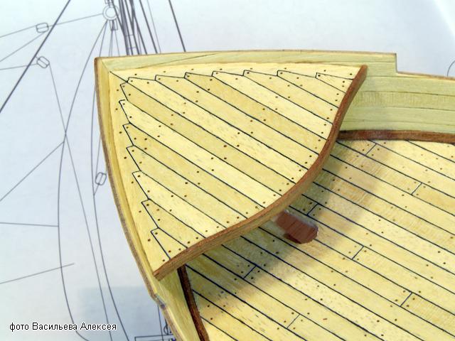 """Собирательный образ пиратского корабля """"CORSAIR"""" масштаб 1:80 фирмы OCCRE WQAlx"""