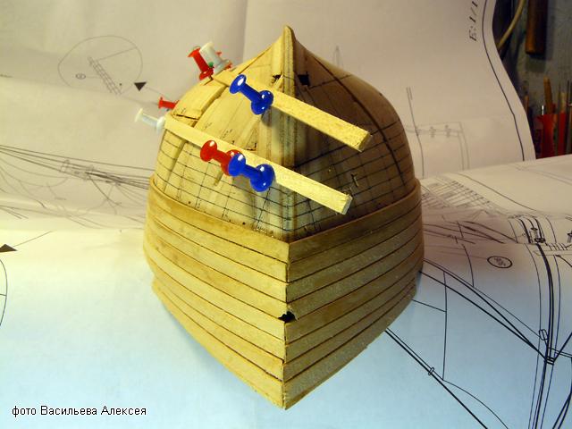 """Собирательный образ пиратского корабля """"CORSAIR"""" масштаб 1:80 фирмы OCCRE EBZMK"""
