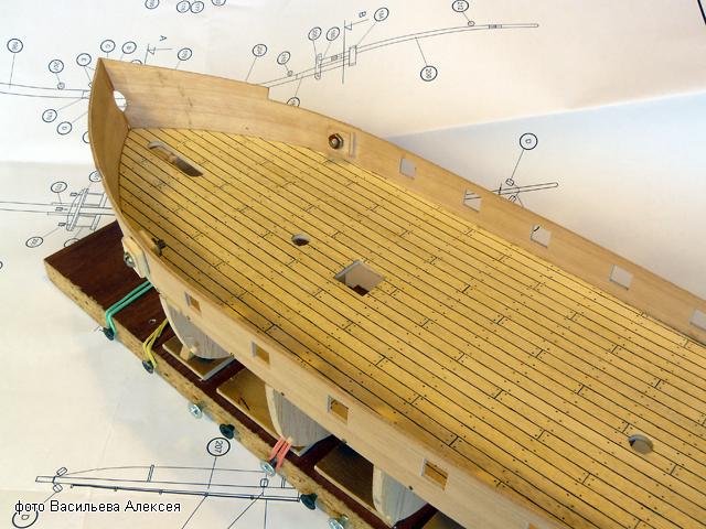 """Собирательный образ пиратского корабля """"CORSAIR"""" масштаб 1:80 фирмы OCCRE GWB38"""