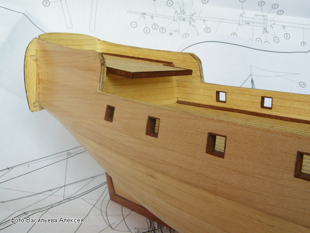 """Собирательный образ пиратского корабля """"CORSAIR"""" масштаб 1:80 фирмы OCCRE LLsPd"""