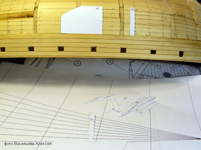 """Собирательный образ пиратского корабля """"CORSAIR"""" масштаб 1:80 фирмы OCCRE SLABR"""