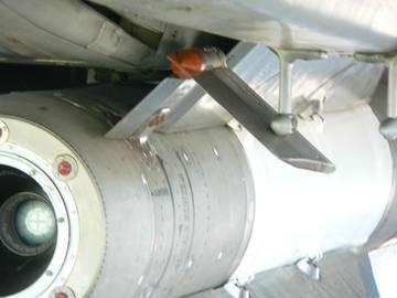 Р-33 - управляемая ракета большой дальности AVCP2