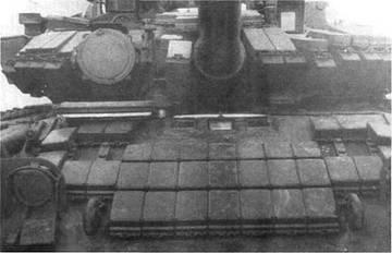 Т-80У («Объект 219АС») - основной боевой танк Bk4YZ