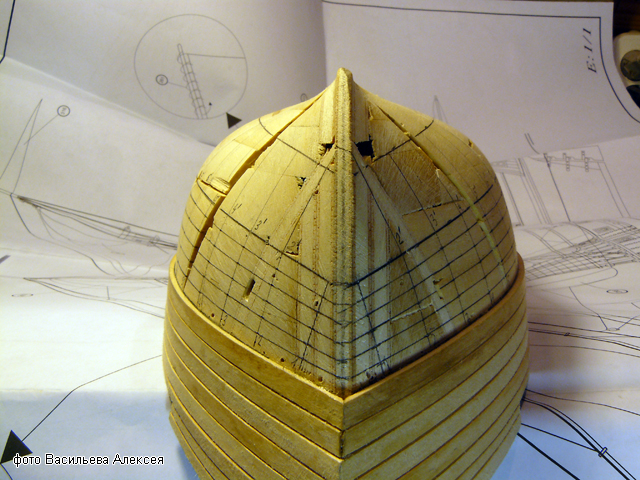 """Собирательный образ пиратского корабля """"CORSAIR"""" масштаб 1:80 фирмы OCCRE UO3jW"""
