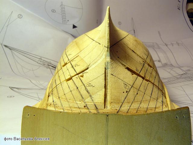 """Собирательный образ пиратского корабля """"CORSAIR"""" масштаб 1:80 фирмы OCCRE YagMq"""