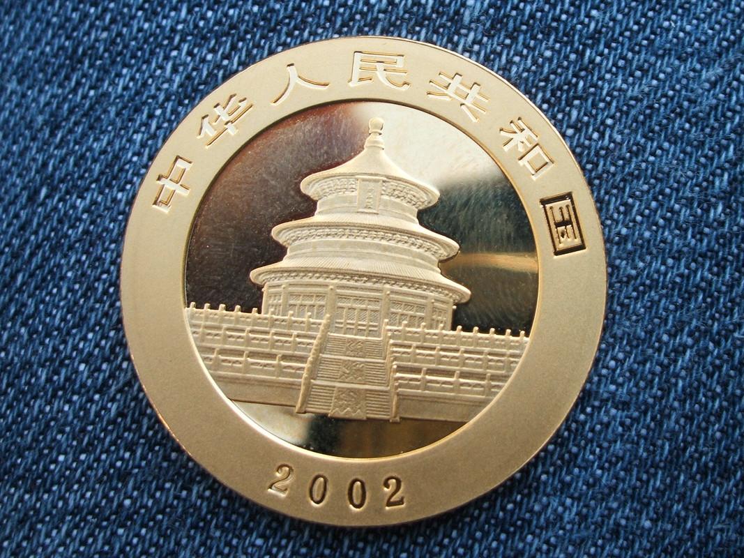 500 Yuan. China. 2002 005