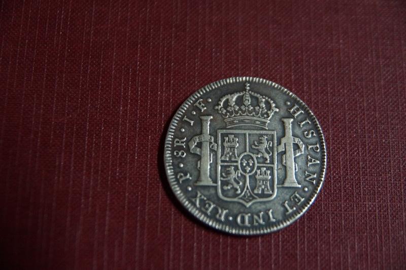 8 Reales 1810. Fernando VII. Popayán. Reproducción. 822