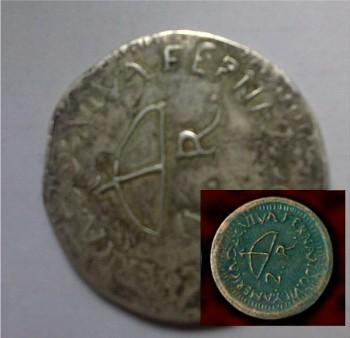2 Reales 1812. Veracruz (Zongolica, La Cabaña). Méjico. M_66