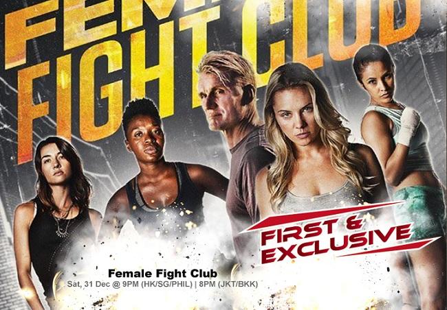 Female Fight Club/Female Fight Squad (2016) Femalefightclub