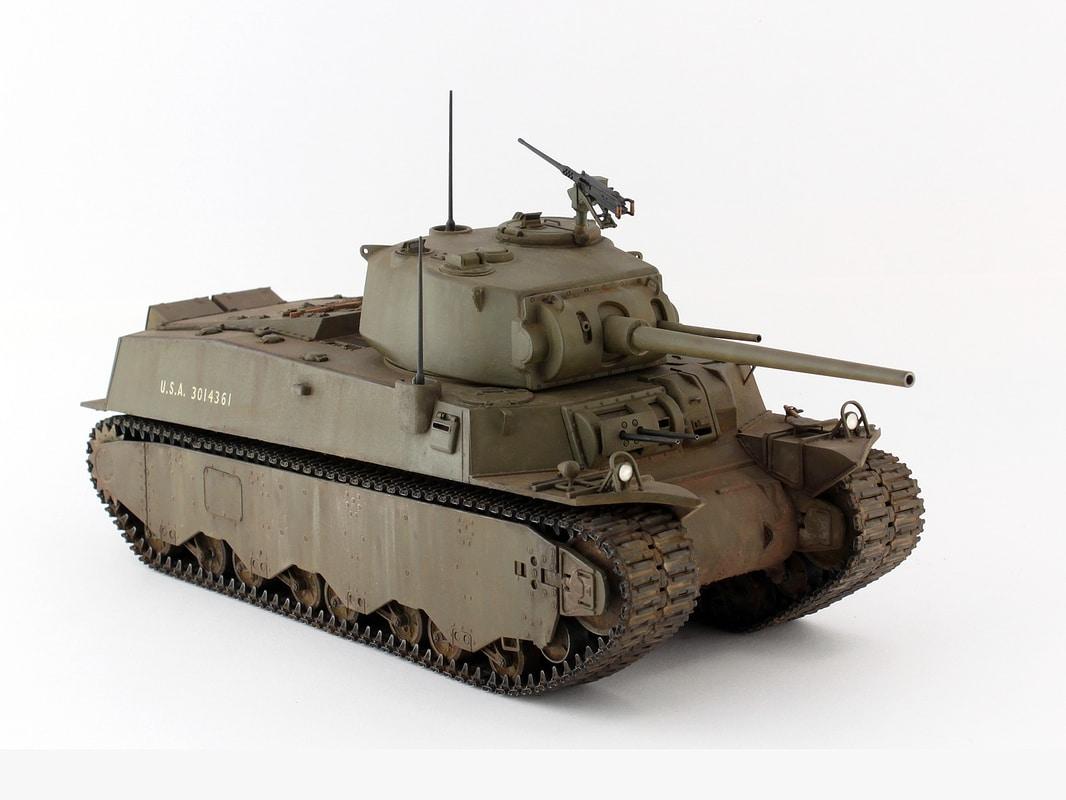 M6A1 Heavy Tank 00004