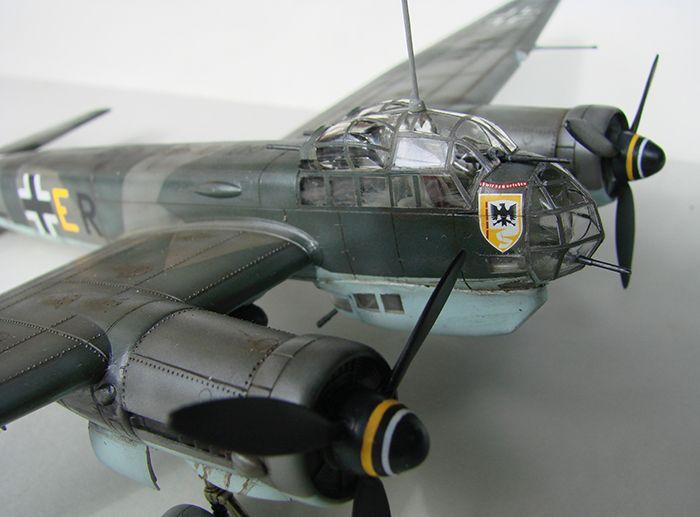 Junkers Ju-88A-4, Italeri, 1/72 DSC04694