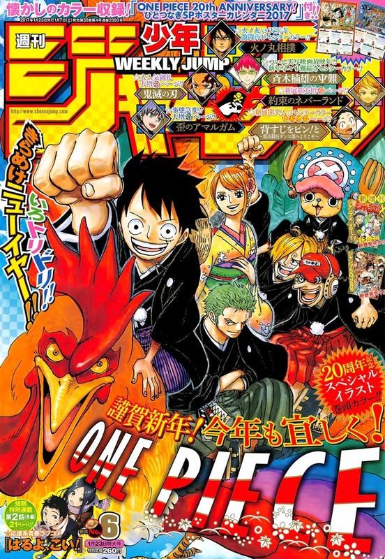 One Piece Chapter 851: Đầu thuốc lá. 02_B