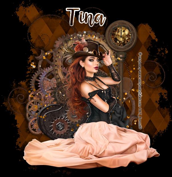 Tina's July - September Pick Up Thread Tina-2018glamoroussteampunk