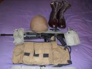 SADF 44 Bde living History Field_Gear_and_galil