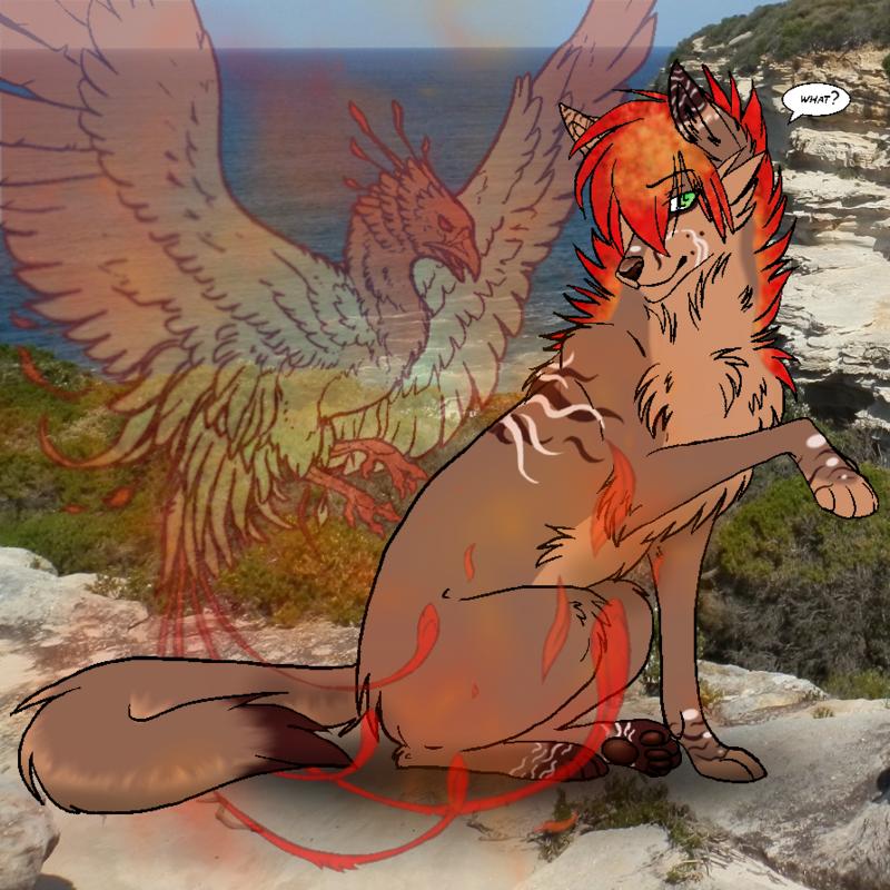Miguelin ja Ryūsein pennut Wolf_lineart_variation_by_zairen_adopts-d4zkg75