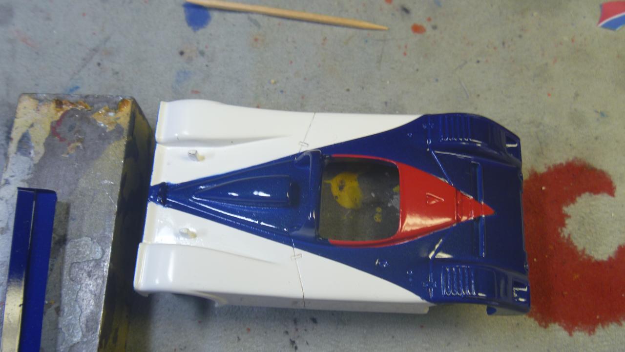 Riley & Scott 1999 Daytona Winner P1040182