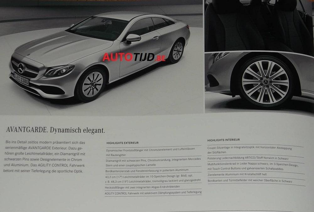 Nova Classe E Coupé 2018 é revelada Official_2018_mercedes_benz_e_class_coupe_images