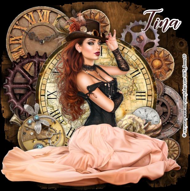 Tina's July - September Pick Up Thread Tina-2018steampunkgirl