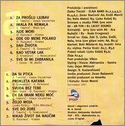 Nino Resic -Diskografija Zadnja_Cass