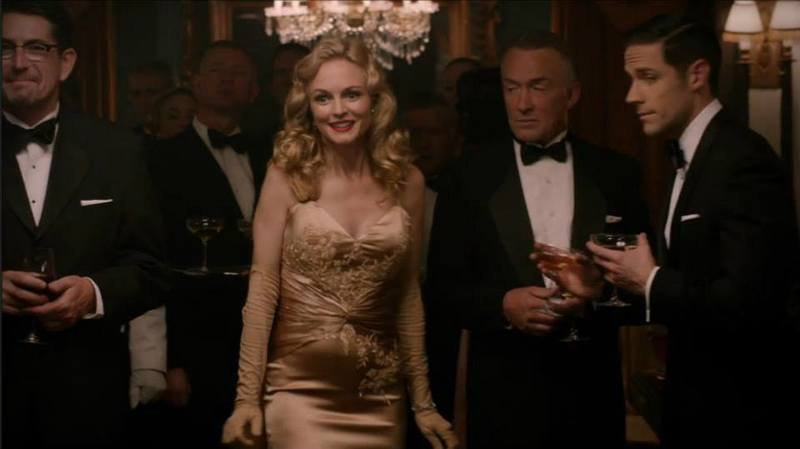 Heather Graham es Corrine Foxworth 10636063_885953614757280_6019648439776632432_n