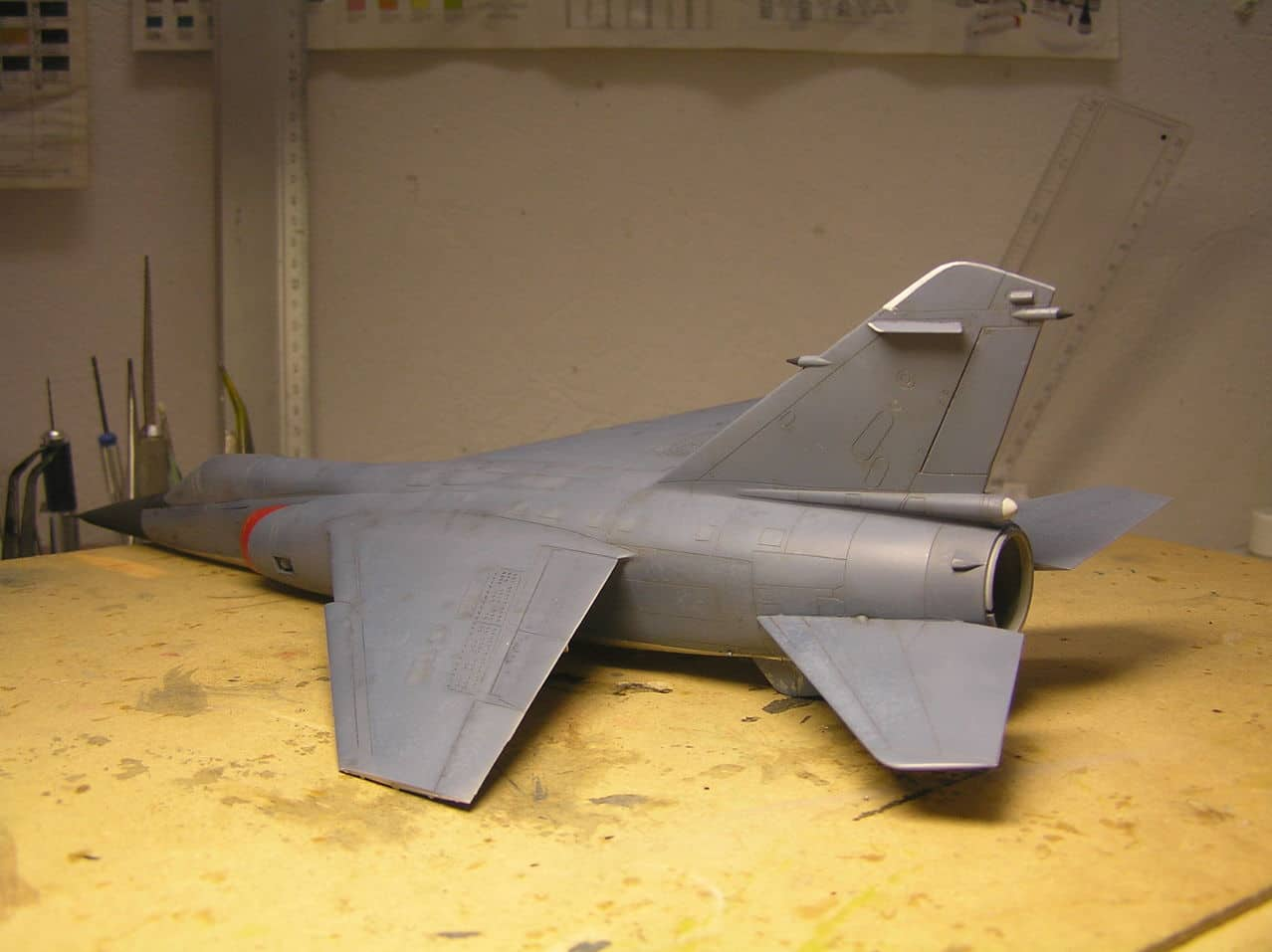Ελληνικό Mirage F-1CG  1/48  P1010004_2
