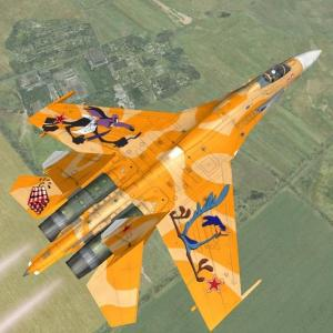 SUKHOI SU-27 DIGITAL CAMO 1/72 TRUMPETER Monthly_12_2008_thumb_Su_27_Cartoon