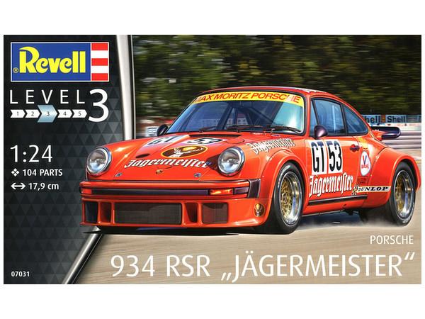Revell Porsche 934 RSR Revell_porsche-934