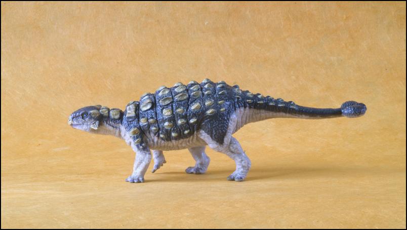 The 2013 KINTO FAVORITE Ankylosaurus walkaround. Ankylosaurus_Kinto_Favorite_1