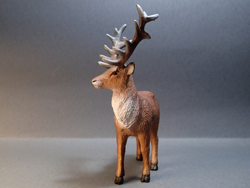 A walkaround  of Bullyland Red Deer, deLuxe size.  Bul_Lux_Red_Deer_Body4_zpsriwnckph