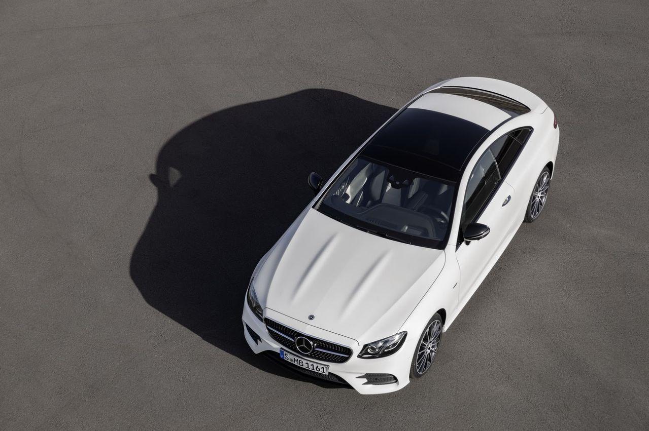 Nova Classe E Coupé 2018 é revelada 2018_Mercedes_E_Class_Coupe_46