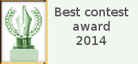 Newspaper of the Month/Year archive. Newspaper_of_the_Year_awards_Best_contest_award