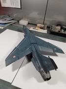 Avion - F-8E FN (P) Crusader, Hasegawa 1/48 IMG_20180804_202351
