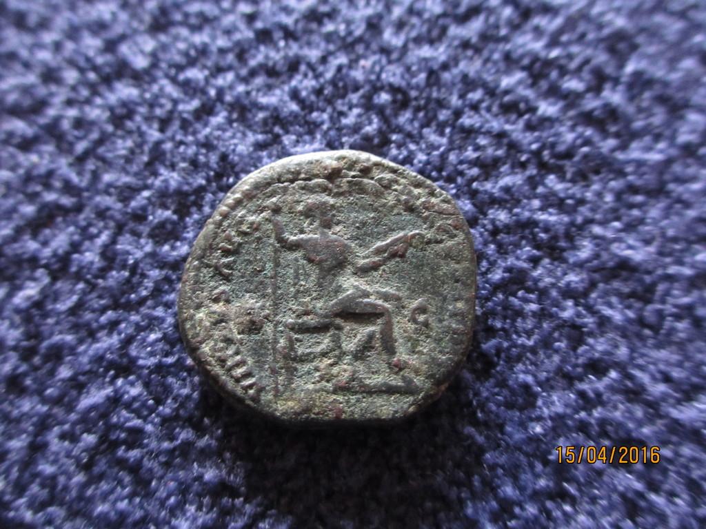 Dupondio de Cómodo. VIRTVS AVG IMP III(I?) COS II P P - S C. Ceca Roma. IMG_0211