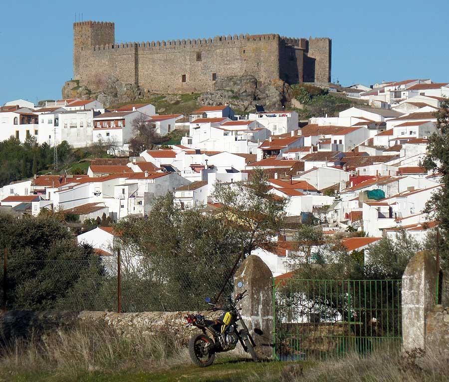 """Detén tu día"", Castillos Segura_de_leon"