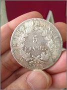 5 FRANCOS 1813 (A) NAPOLEON Image