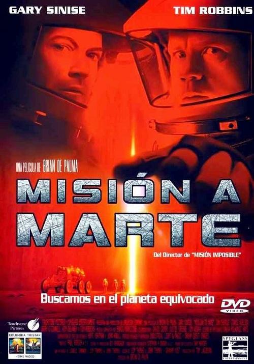 Cine de Ciencia Ficción Mision_a_marte_2000