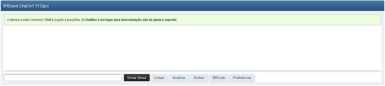 Como adicionar opções moderativas no Chatbox? Meu_Chat