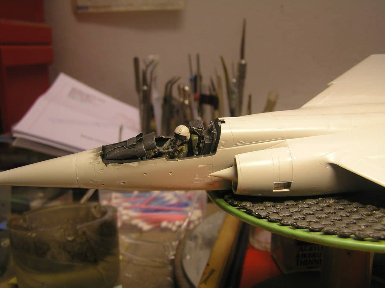 Ελληνικό Mirage F-1CG  1/48  P1010066_2